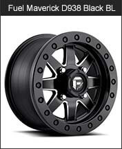 Fuel Maverick D938 Matte Black BL