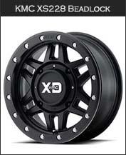 KMC XS228 Mechete Beadlock
