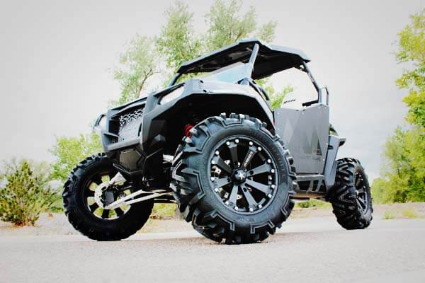 M20 Kore utv wheels in action !