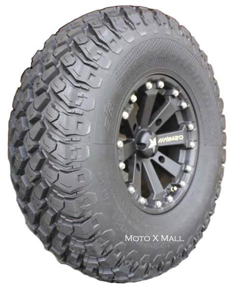 MotoHammer is DOT approved radial tire!