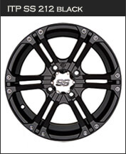 ITP SS212 Gloss Black
